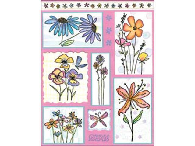 Penny Black Sticker Sheet 7