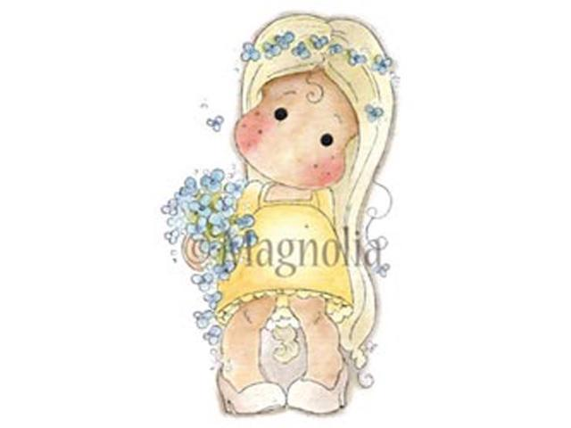Special Moments Cling Stamp-Forget Me Not Tilda