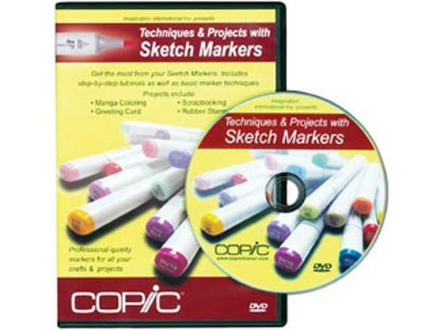 Sketch Marker DVD-