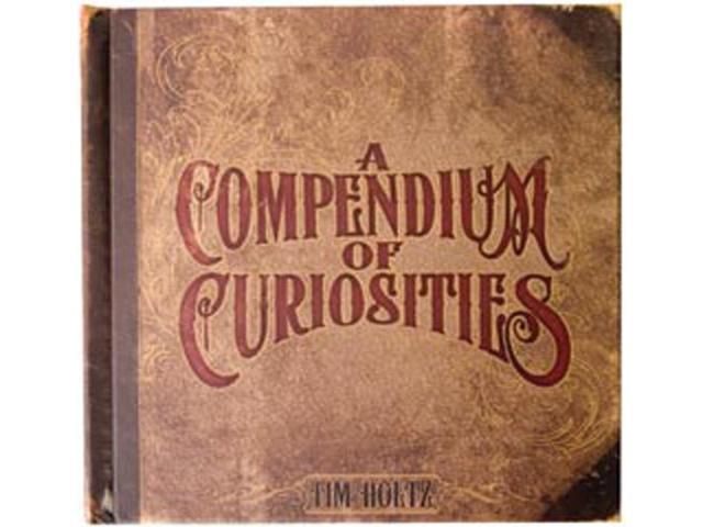Tim Holtz Idea-Ology Book-Idea Book - A Compendium Of Curiosities