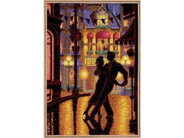 Gold Collection Midnight Dance Counted Cross Stitch Kit-11