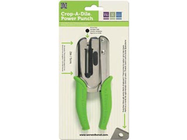 Crop-A-Dile Power Punch Tool-.25