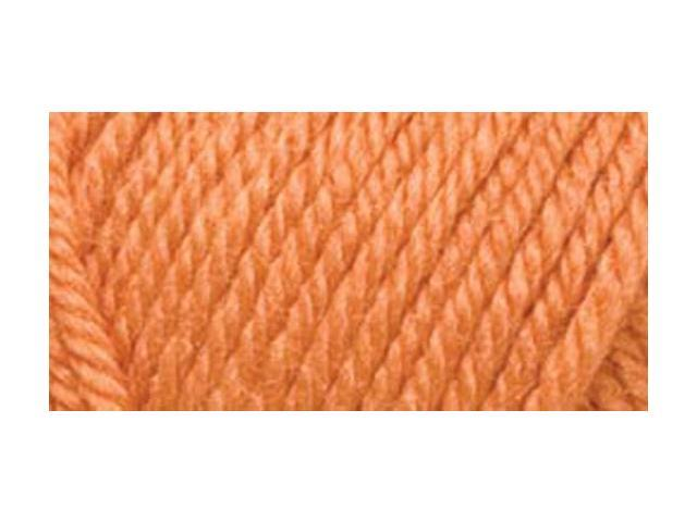 Red Heart Soft Touch Yarn-Tangerine