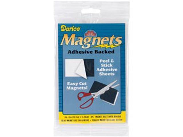 Sticky Back Magnet Sheet 4