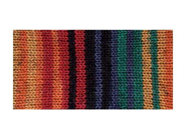 Kroy Socks Yarn-Rainbow Stripes