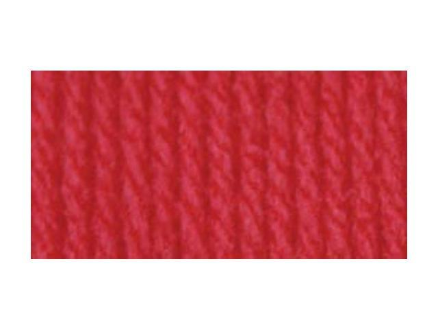 Super Value Solid Yarn-Peony Pink