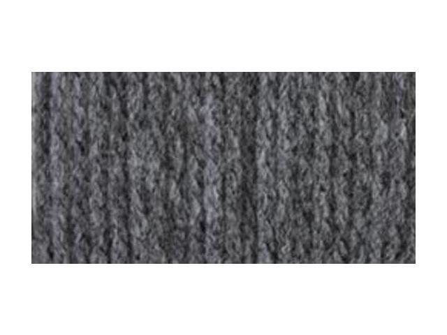 Super Value Solid Yarn-Dark Grey