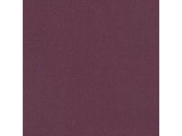 "Family Treasures Deluxe Fabric Postbound Album 8.5""X11""-Rich Bordeaux"