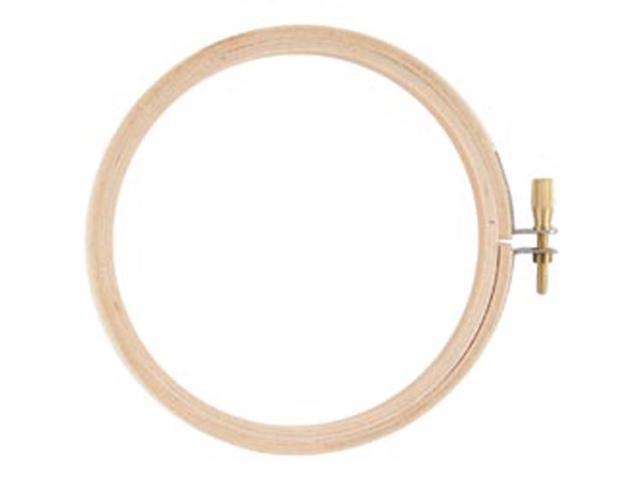Wood Hoop 4