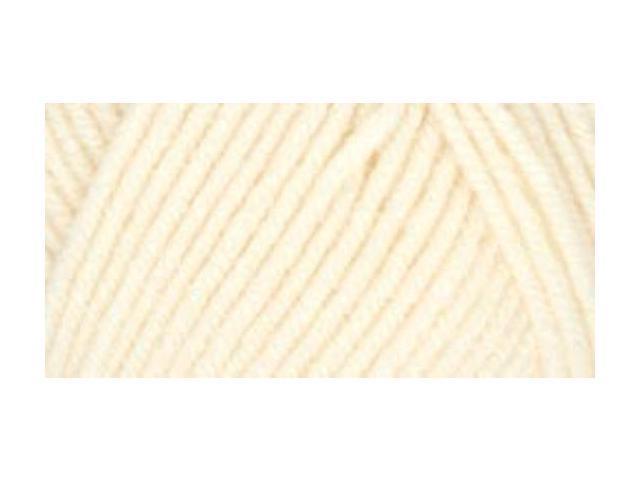 Red Heart Comfort Chunky Yarn-Cream