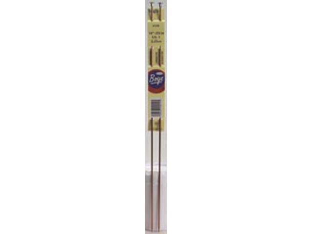Single Point Aluminum Knitting Needles 14