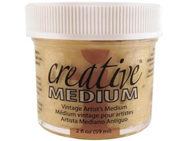 Creative Medium 2 Ounce Bottle-Vintage