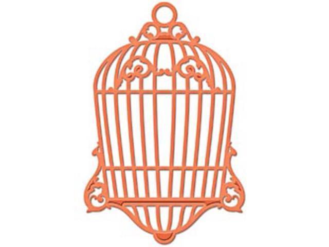 Spellbinders Shapeabilities Die D-Lites-Bird Cage 2