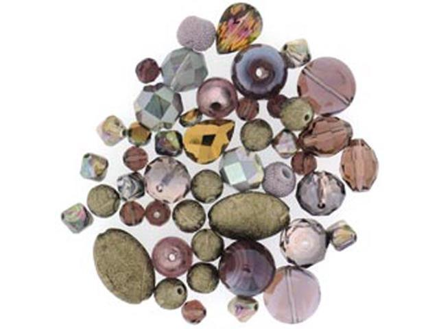 Design Elements Beads 28 Grams-Shadows