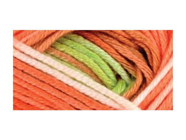 Deborah Norville Collection Serenity Garden Yarn-Orange Tree