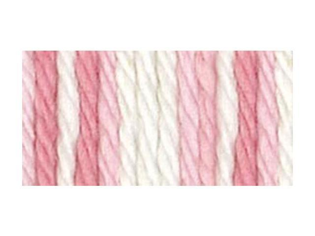 Sugar'n Cream Yarn Ombres-Strawberry Cream Ombre