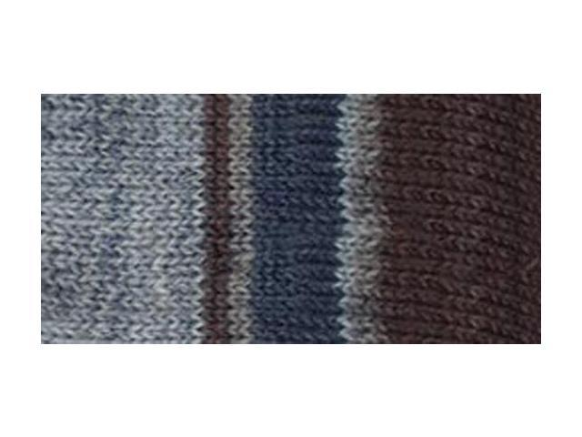 Kroy Socks Yarn-Blue Brown