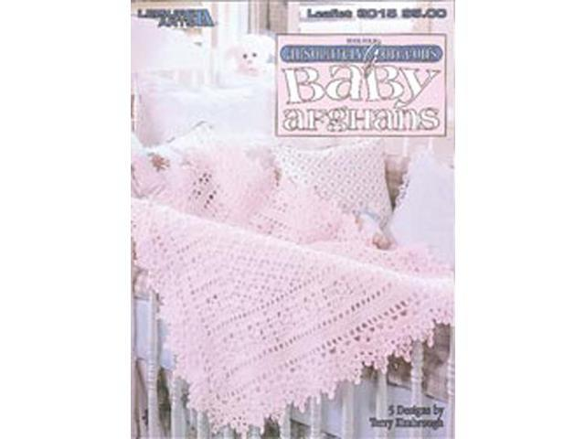 Leisure Arts-Gorgeous Baby Afghans: Book 4