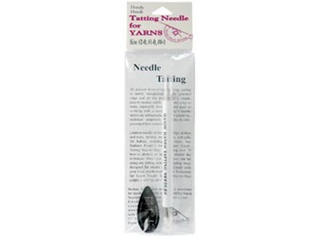 Tatting Needles For Yarn-Set Of 3 (#0-0, #1-0, #2-0)