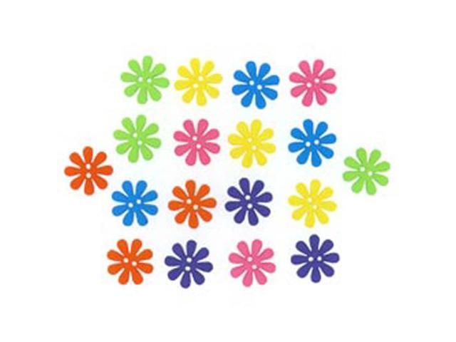 Dress It Up Embellishments-Sew Cute Retro Flowers