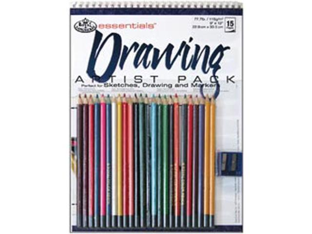 Essentials Artist Pack-Drawing