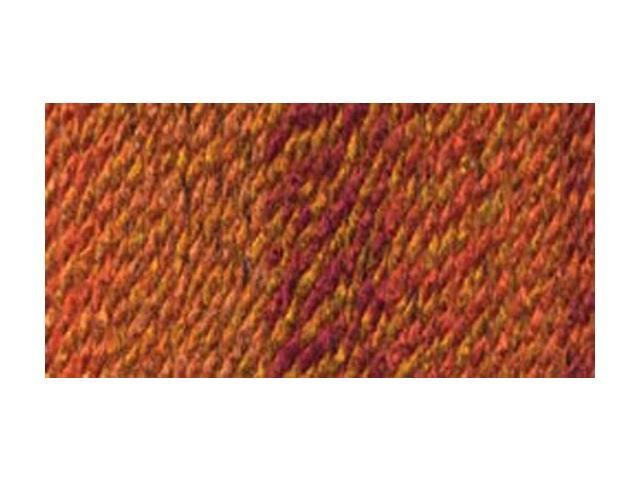 Tweed Stripes Yarn-Wildfire