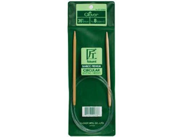Bamboo Circular Knitting Needles 36