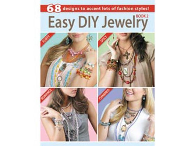 Leisure Arts-Easy DIY Jewelry Book 2
