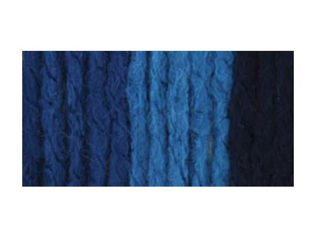 Softee Chunky Ombre Yarn-Denim Ombre