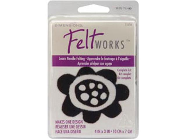 Feltworks Learn Needle Felting Kit-