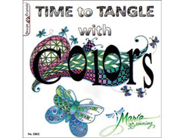 Design Originals-Time To Tangle With Colors