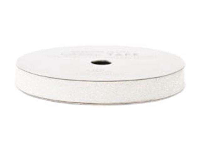 Glitter Paper Tape 3 Yards/Spool-White .375