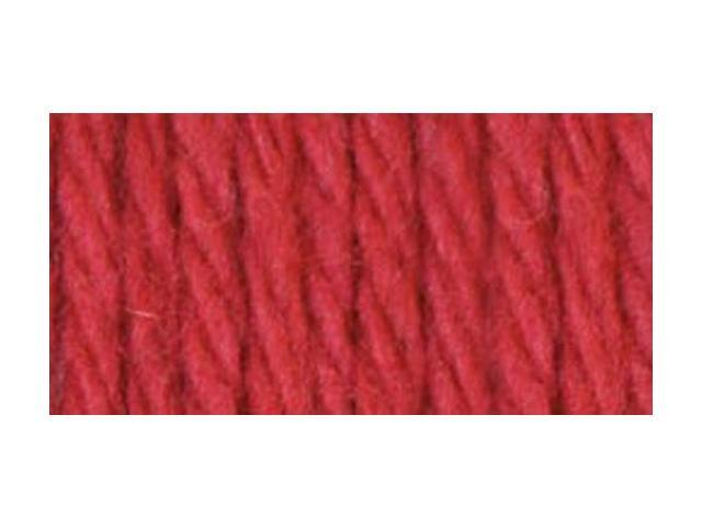 Sugar'n Cream Yarn Solids-Country Red