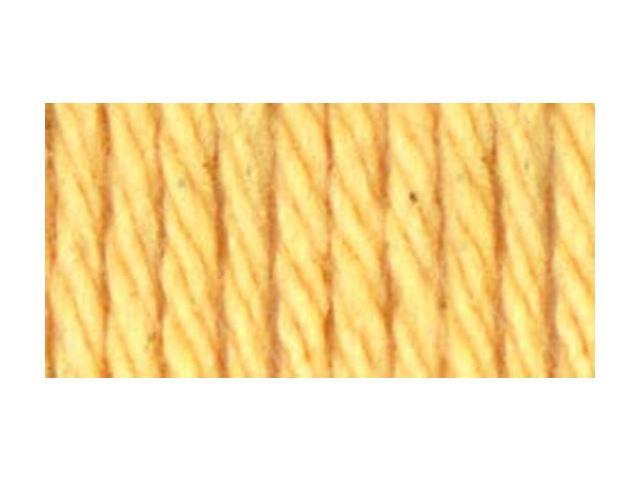 Sugar'n Cream Yarn Solids-Country Yellow