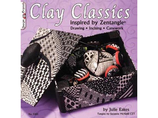 Design Originals-Clay Classics Inspired By Zentangle
