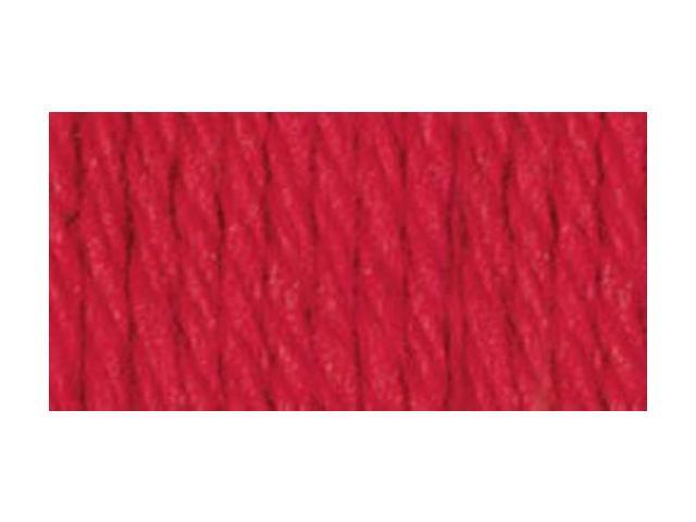 Sugar'n Cream Yarn Solids-Red