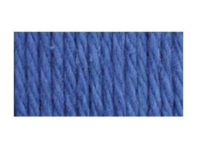 Sugar'n Cream Yarn Solids-Blueberry