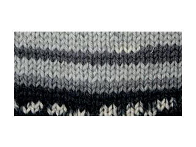 Kroy Socks Yarn-Slate Jacquard
