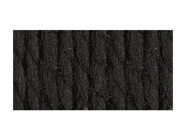Wool-Ease Thick & Quick Yarn-Black