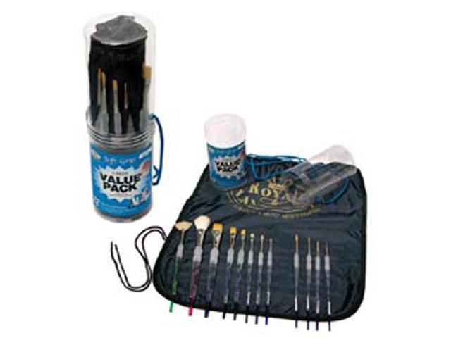 Soft-Grip Brush Value Pack 12/Pkg-