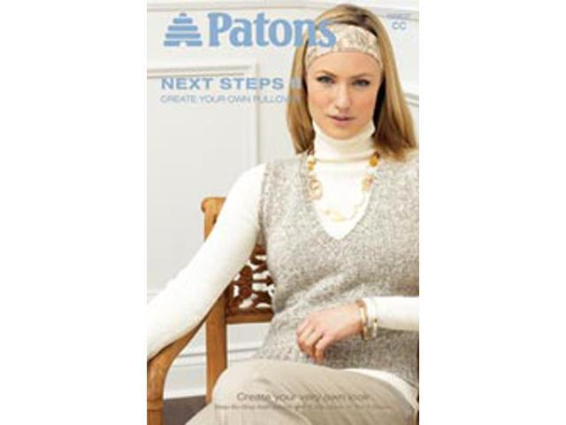 Patons-Next Steps Two: Create Pullover