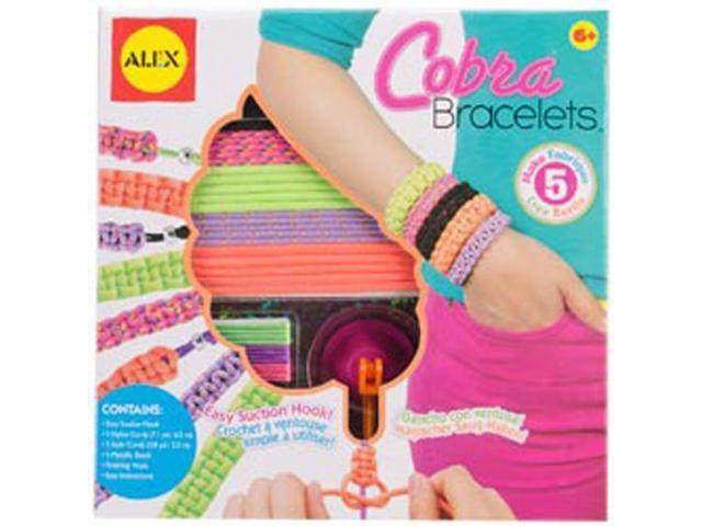 Cobra Bracelets Kit by Alex
