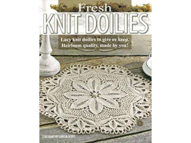 Leisure Arts-Fresh Knit Doilies