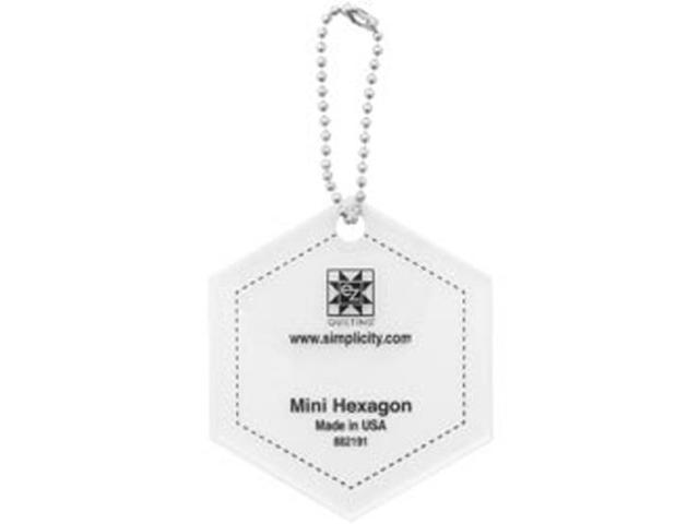 EZ Mini Tools Hexagon-