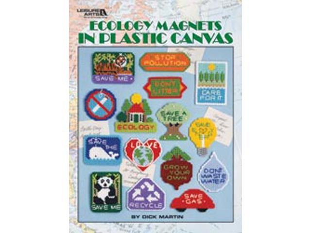 Leisure Arts-Ecology Magnets