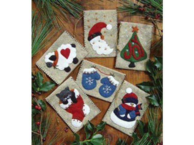 Gift Bag Ornaments Kit-3