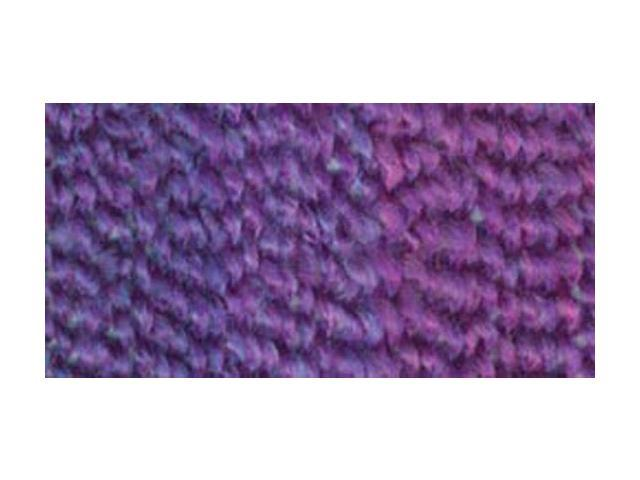 Homespun Yarn-Purple Haze