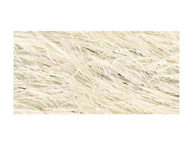 Fun Fur Yarn-Ivory