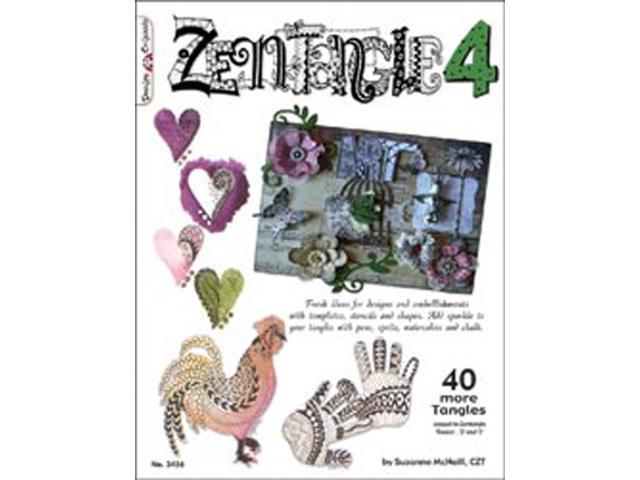 Design Originals-Zentangle 4