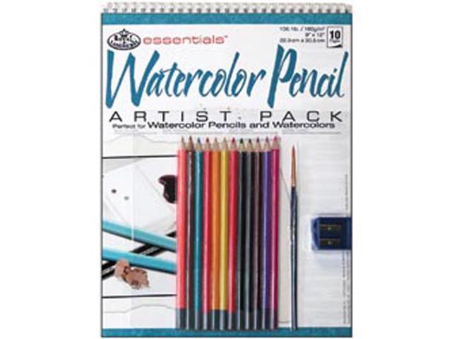 Essentials Artist Pack-Watercolor Pencil